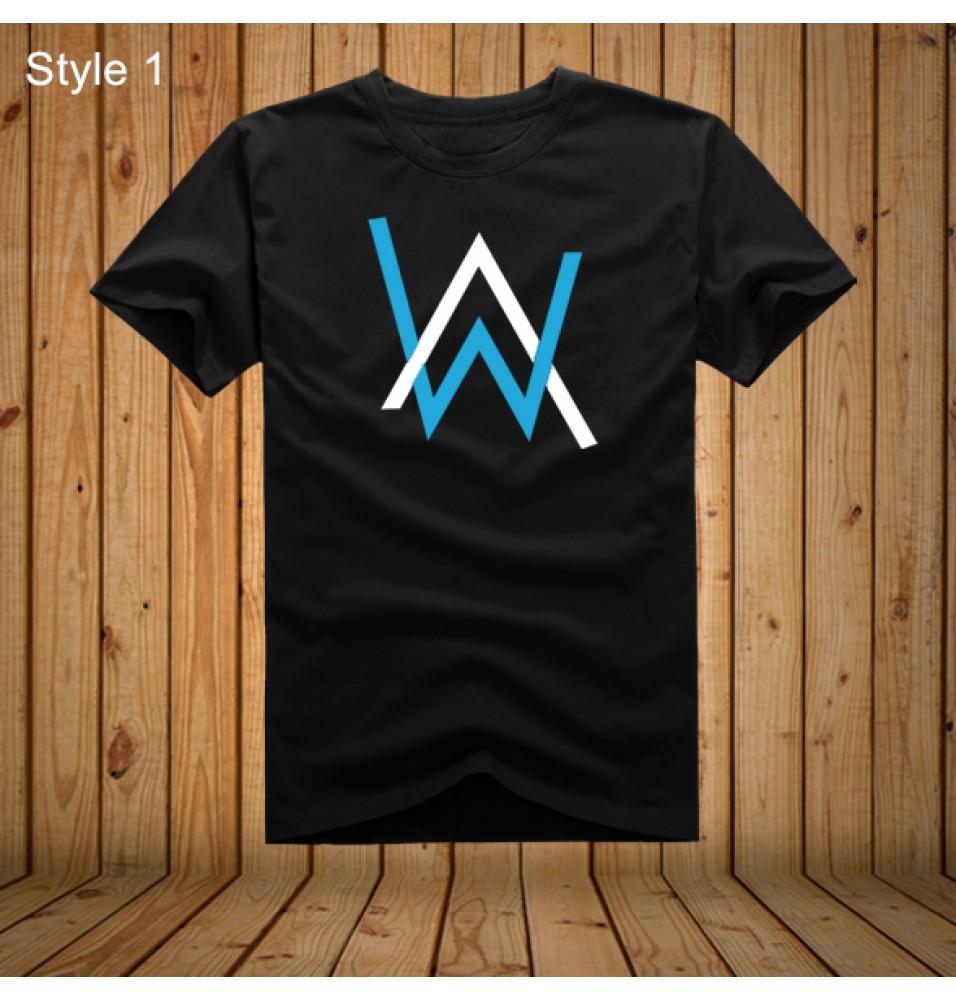 Alan Walker Faded Men Short Sleeve T-shirt Tee Shirt