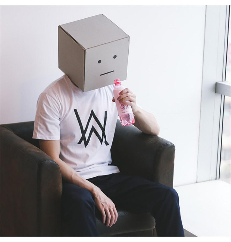 Alan Walker Same Style Short Sleeve T-shirt Tee Shirt