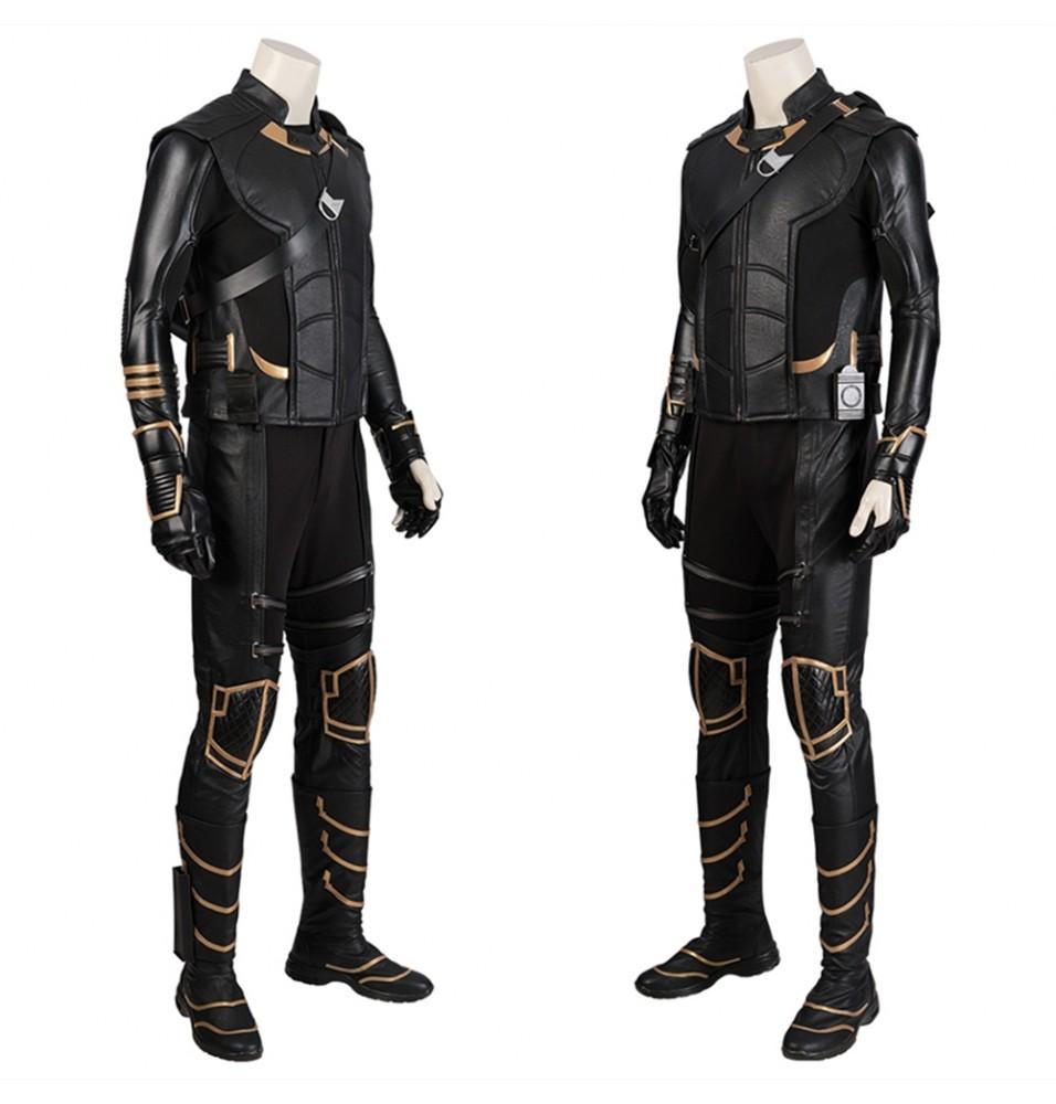 Avengers 4 Endgame Hawkeye Cosplay Costume