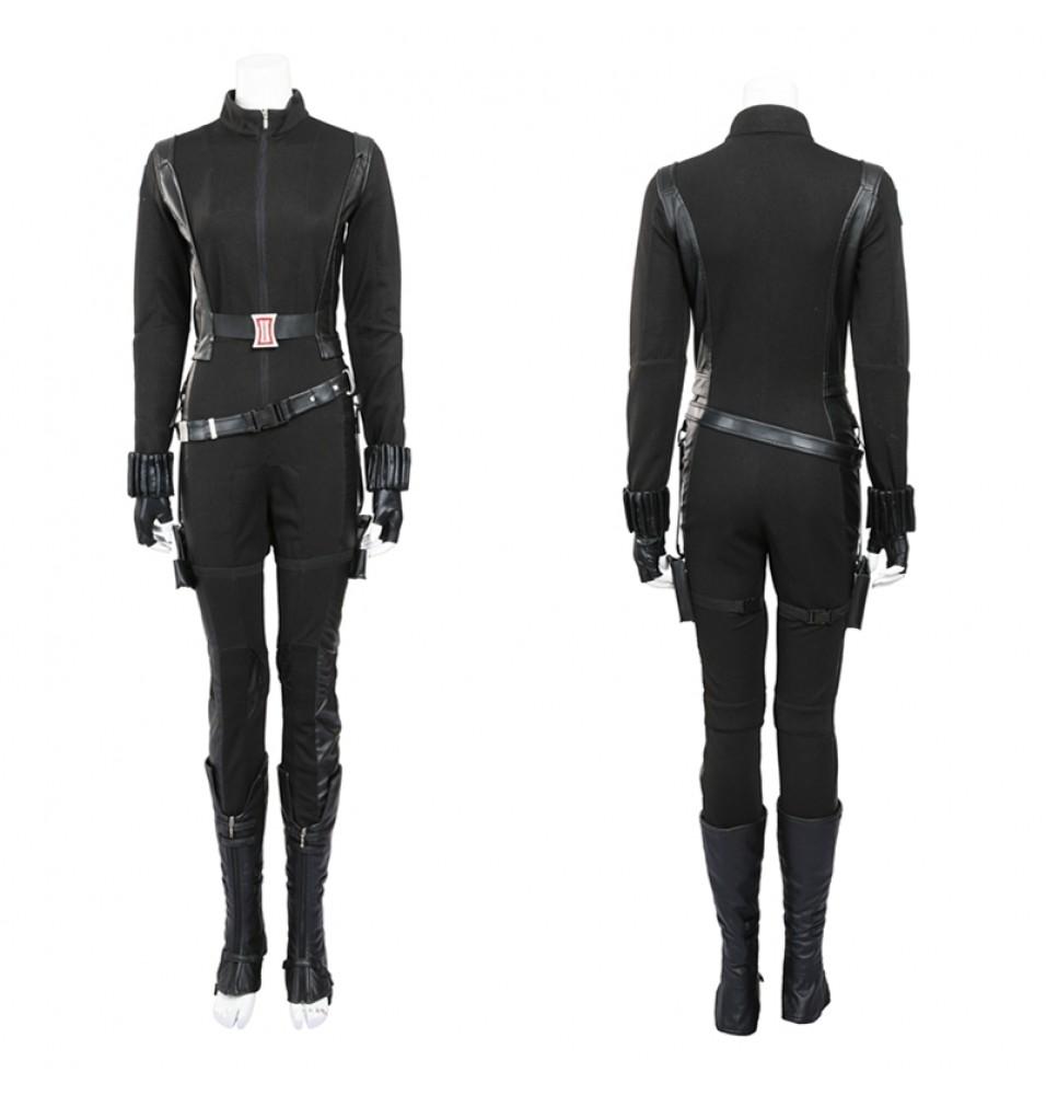 Black Widow Cosplay Costume Natasha Romanoff Costume