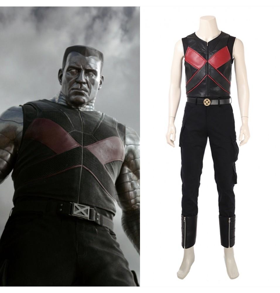 Deadpool 2 Colossus Cosplay Costume