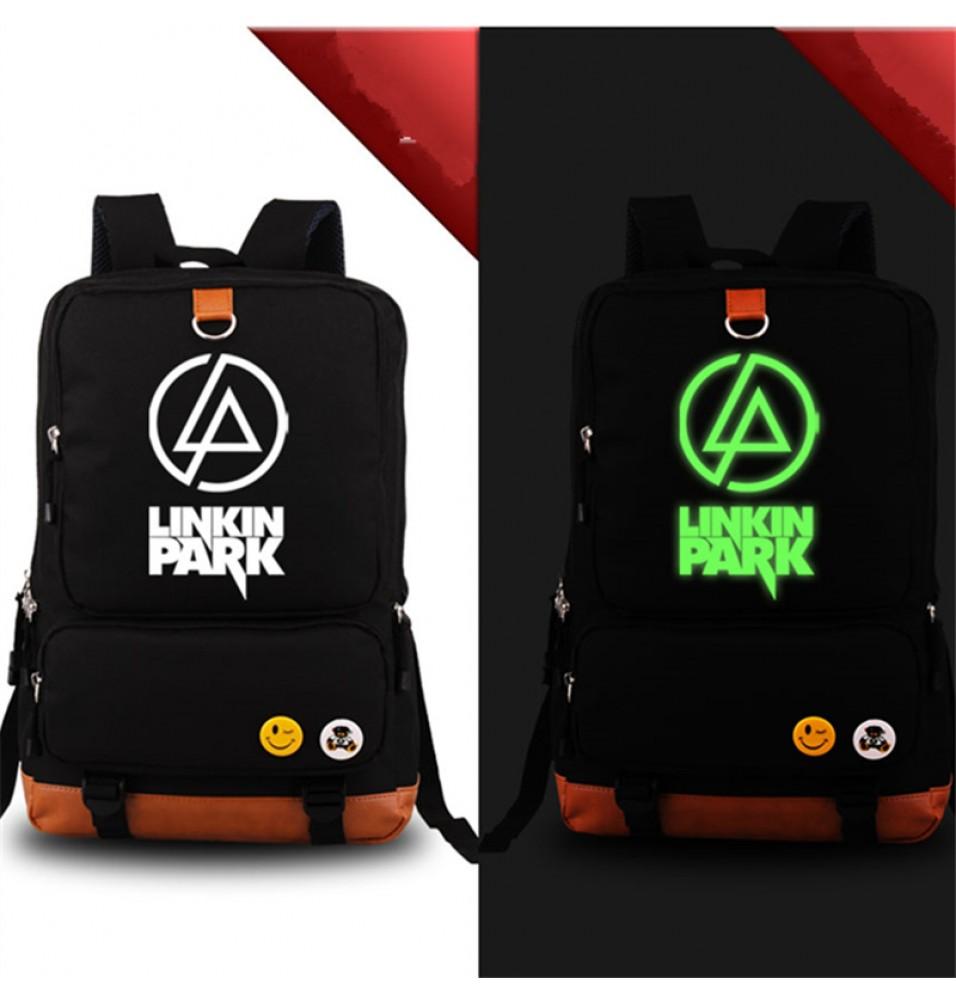 Linkin Park Luminous Canvas Backpack