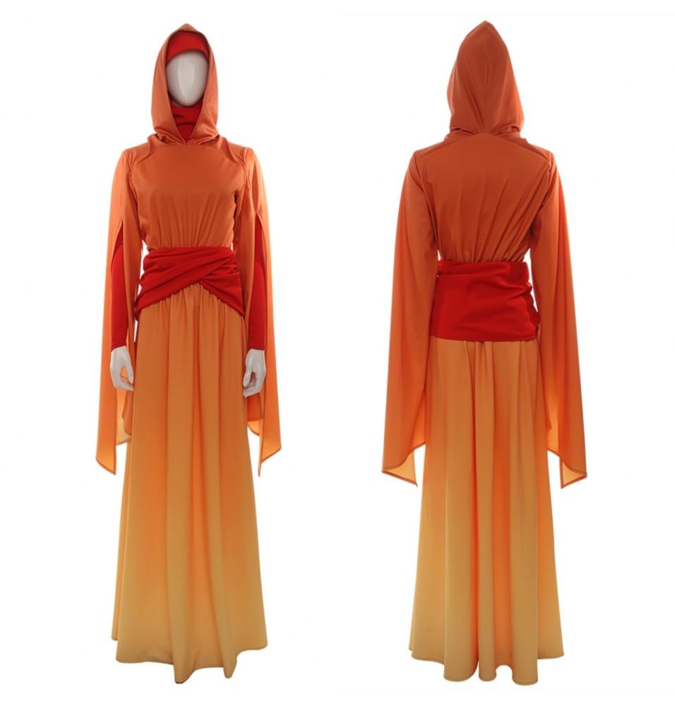 Star Wars Amidala Cosplay Costume