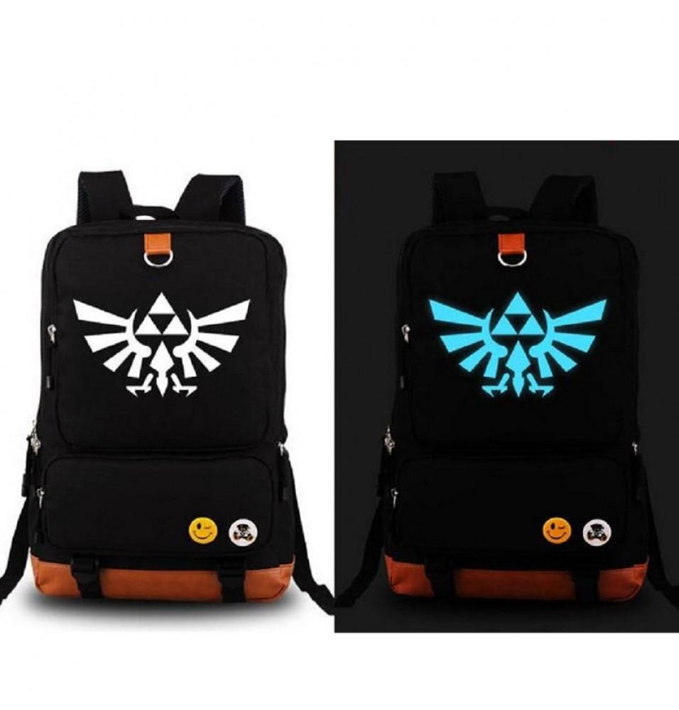 Timecosplay The Legend of Zelda Luminous Shoulder Bag Backpack School Bag